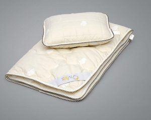 Perna bebe cu umplutura  lana