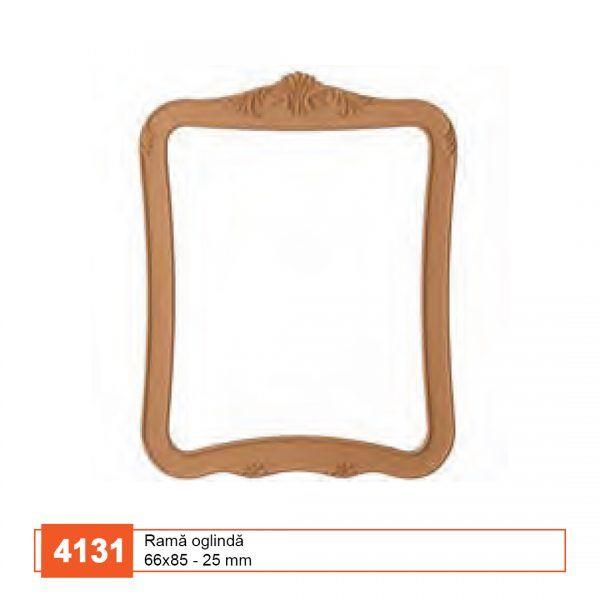 Rama oglinda 66*85-25mm cod 4131
