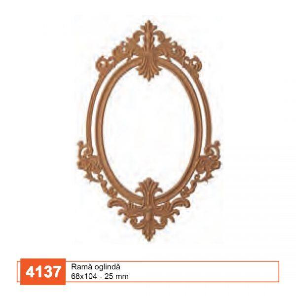 Rama oglinda 68*104-25mm cod 4137
