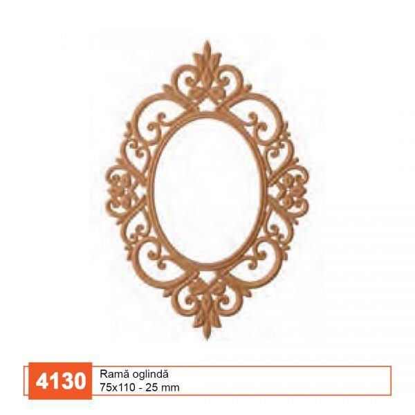 Rama oglinda 75*110-25mm cod 4130